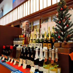 クリスマスにはワインがオススメ!!